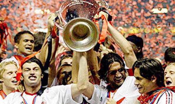 Milan campione. La Juve s'inchina ai rigori (2002/2003)