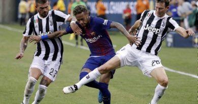 Neymar dribbla tutta la difesa juventina (VIDEO)